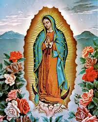 Our Lady of Guadalupe Virgin Mary Blessed Mother Virgen de | Etsy